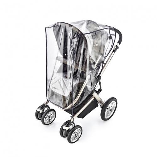 BabyJem - BabyJem Yeni Bebek Arabası Yağmurluğu Fitalatsız