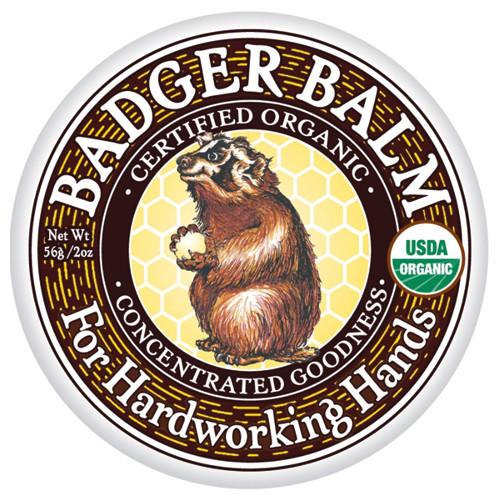 Badger Balm - Badger Balm For Hardworking Hands 21gr