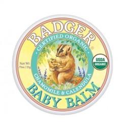 Badger Balm - Badger Bebek Balsamı (Pişikler için) 21gr