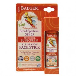 Badger Balm - Badger Kids Spf35 Face Stick 18.4gr