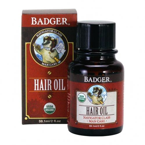 Badger Balm - Badger Man Care Hair Oil 59.1ml