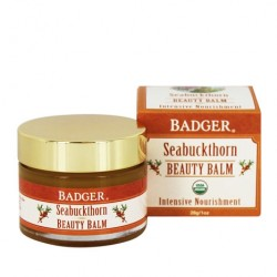 Badger Balm - Badger Seabuckthorn Beauty Balm 28gr
