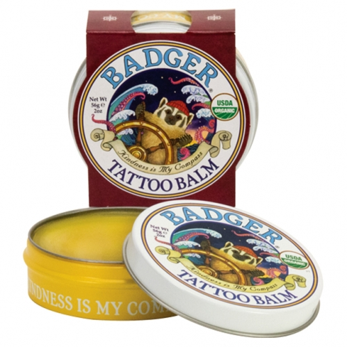 Badger Balm - Badger Tattoo Balm 56gr
