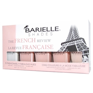 Barielle French Review Oje Seti 5 Adet