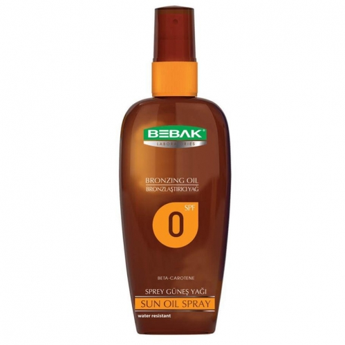 Bebak - Bebak Sun Oil Spray Sprey Güneş Yağı 150ml