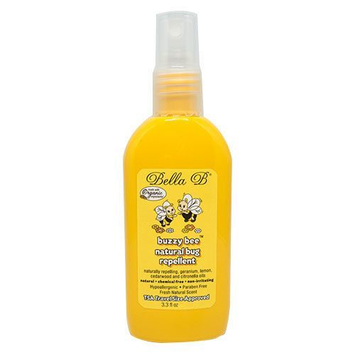 Bella B Buzzy Bee Natural Bug Repellent 98ml