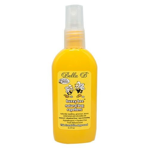 Bella B Ürünleri - Bella B Buzzy Bee Natural Bug Repellent 98ml