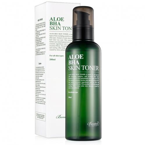 Benton - Benton Aloe BHA Skin Toner 200ml