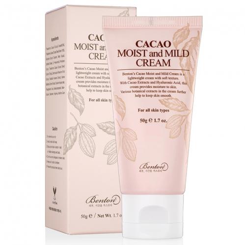 Benton - Benton Cacao Moist and Mild Cream 50gr