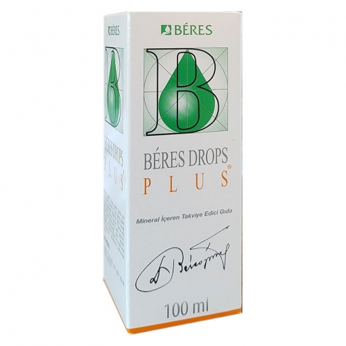 Beres - Beres Drops Plus 100 ml Damla - Takviye Edici Gıda
