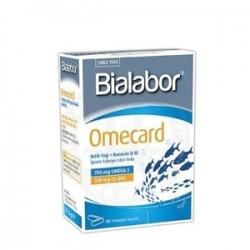 Bialabor - Bialabor Omecard 30 Kapsül