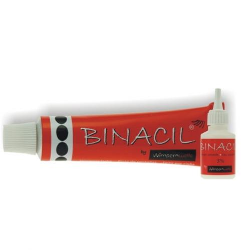 Wimpernwelle - Binacil Eyelash & Eyebrow Tint 15 gr