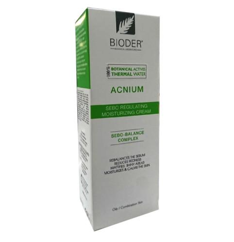 Bioder - Bioder Acnium Sebum Dengeleyici Nemlendirici Krem 30ml