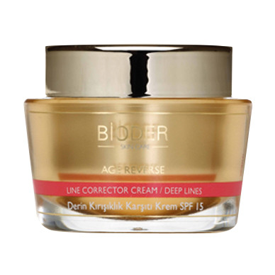 Bioder - Bioder Age Reverse Deep Wrinkle Corrective Cream Combination Oily Skin Spf15 50ml