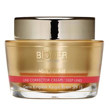 Bioder - Bioder Age Reverse Deep Wrinkle Corrective Cream Dry Normal Skin Spf15 50ml