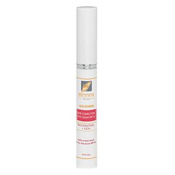 Bioder - Bioder Age Reverse Deep Wrinkle Corrective Eye Contour Cream Spf15 15ml