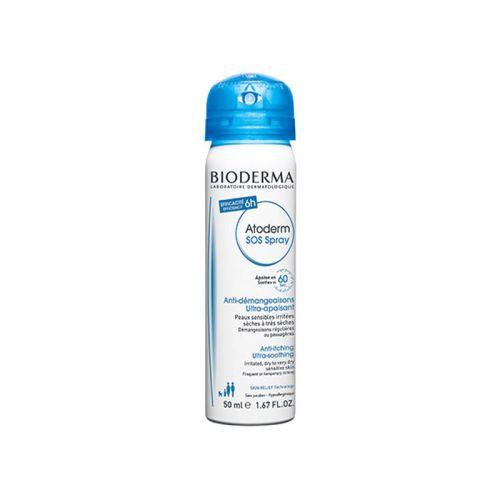 Bioderma Atoderm SOS Spray 50ml