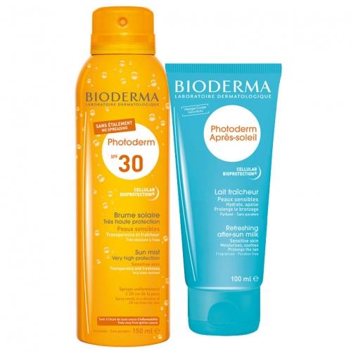 Bioderma Ürünleri - Bioderma Photoderm Sun Mist SPF30 150ml | After Sun HEDİYE 100ml