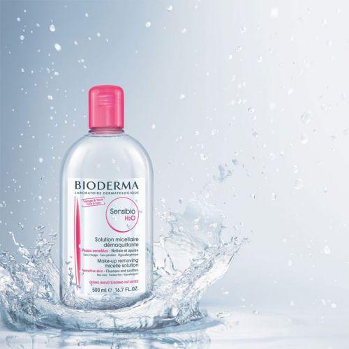 Bioderma Sensibio H2O İkili Paket 500 ml + 500 ml