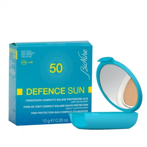 BioNike - BioNike Defence Sun Spf50 Compact Fondöten 10 gr
