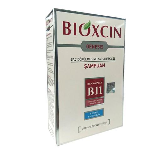 Bioxcin Saç Bakım - Bioxcin Genesis Saç Dökülmesine Karşı Şampuan 300ml - Kepekli Saçlar