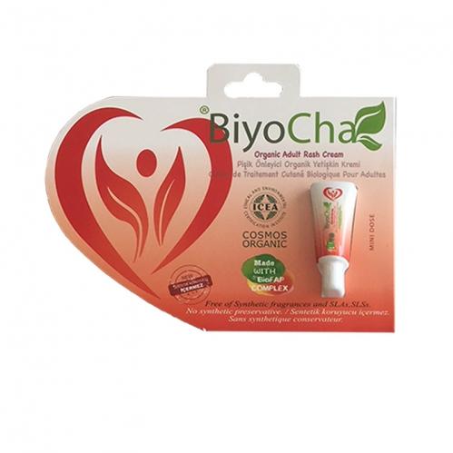 Biyocha - Biyocha Pişik Karşıtı Organik Yetişkin Kremi Mini Doz 5 ml