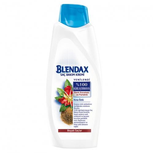 Blendax - Blendax Kına Özlü Saç Bakım Kremi 600 ml