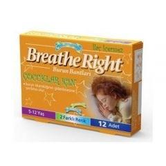 Breathe Right - Breathe Right Çocuk İçin 12 Adet