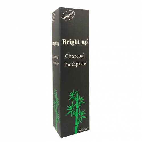 - Bright Up Charcoal Toothpaste 100 gr