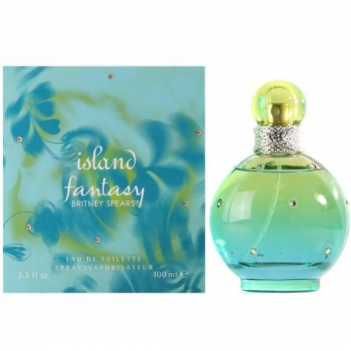 Britney Spears - Britney Spears Island Fantasy Edt Kadın Parfüm 100 ml