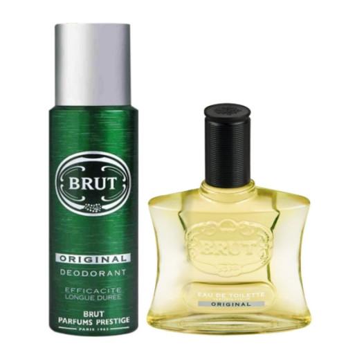 Brut - Brut Original Parfüm For Men 100ml + Deodorant 200ml HEDİYE