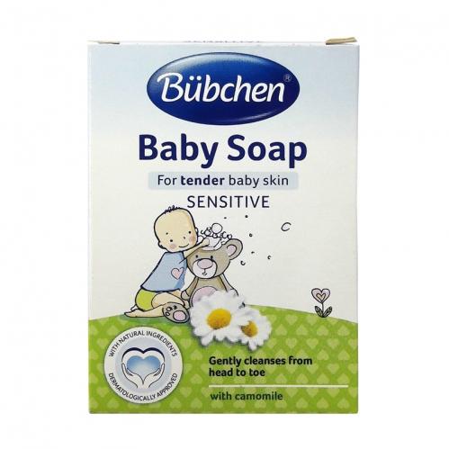 Bübchen Bebek Ürünleri - Bübchen Baby Soap Bebek Sabunu 125gr