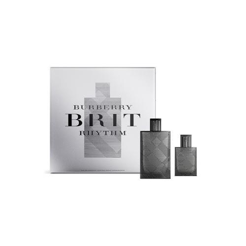Burberry - Burberry Brit Rhytm Erkek Edt 90ml+edt 30ml