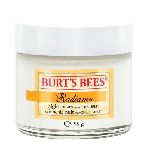 Burts Bees Ürünleri - Burt′s Bees Radiance Night Cream With Royal Jelly 55g