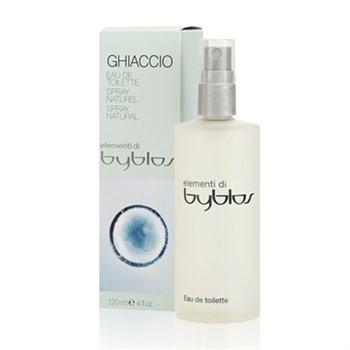 Byblos Parfums - Byblos Elementi Ghiaccio EDT Natural Sprey 120ml Kadın Parfümü