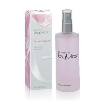 Byblos Parfums - Byblos Elementi Rose Quartz EDT Natural Sprey 120ml Kadın Parfümü