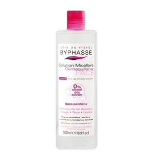 Byphasse Micellar Make-up Remover Solution 500ml