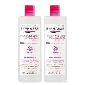 Byphasse Micellar Make-up Remover Solution 500ml - İkincisi HEDİYE