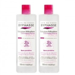 Byphasse - Byphasse Micellar Make-up Remover Solution 500ml - İkincisi HEDİYE