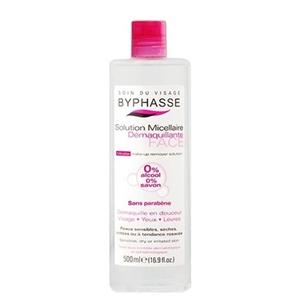 Byphasse Micellar Make-up Remover Solution 500ml (Kampanya Ürünü)