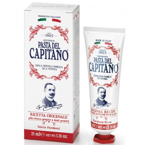 Capitano - Capitano Orjinal Formül Diş Macunu 25ml Özel Seri