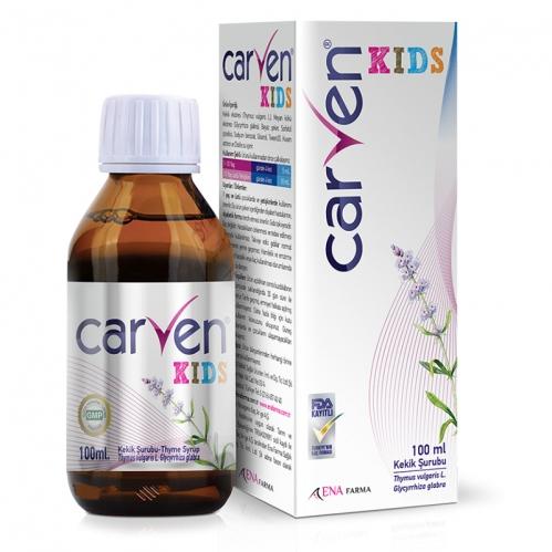 EnaFarma - Carven Kids Kekik Takviye Edici Gıda 100ml