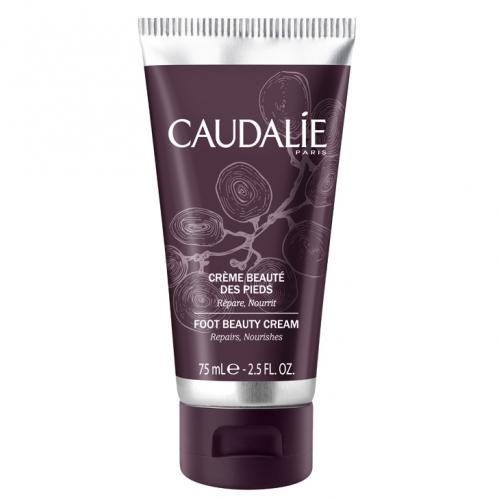 Caudalie Ürünleri - Caudalie Beauty Foot Cream 75ml Ayak Bakım Kremi