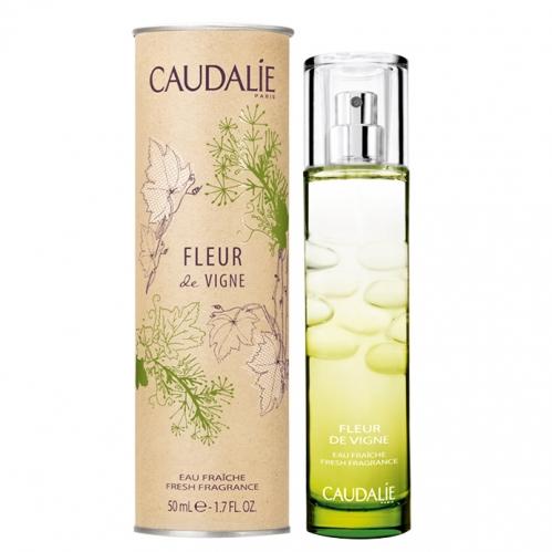 Caudalie Ürünleri - Caudalie Fleur De Vigne Üzüm Çiçeği Aromalı Vücut Kokusu 50ml