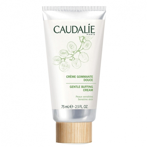 Caudalie Ürünleri - Caudalie Gentle Buffing Cream-Peeling 75ml