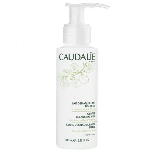 Caudalie Ürünleri - Caudalie Gentle Cleansing Milk Hassas Temizleme Sütü 100ml