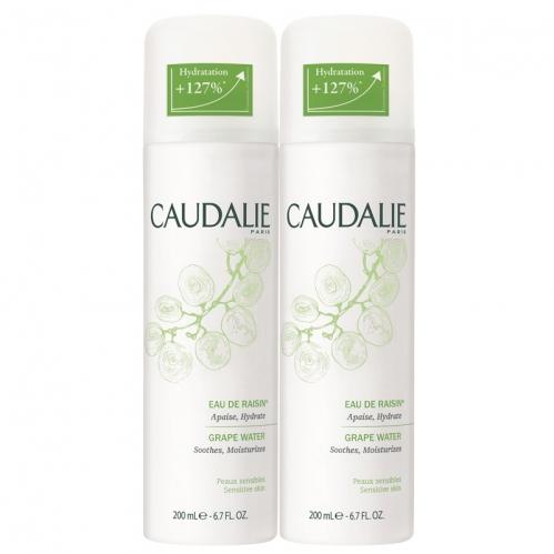 Caudalie Ürünleri - Caudalie Grape Water-Üzüm Suyu 2x200ml