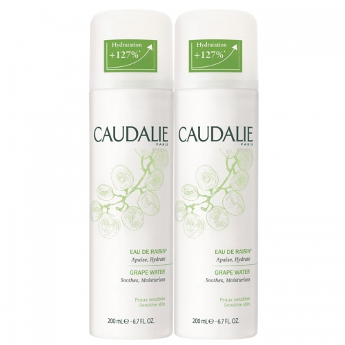 Caudalie Grape Water-Üzüm Suyu 2x200ml