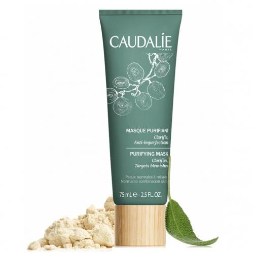 Caudalie Ürünleri - Caudalie Masque Purifiant Kil Maskesi 75 ml