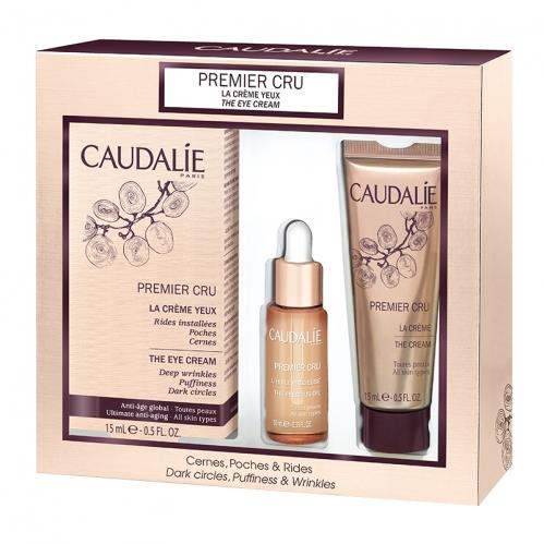 Caudalie Ürünleri - Caudalie Premier Cru Göz Bakım SETİ